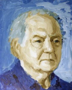 Portrait Painting by Fred Bell